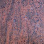 Multicolour Red graniet - Harder